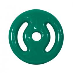 Imagem do produto Anilhas Revestida  - Verde Bandeira