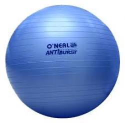 Imagem do produto Bola de Pilates/Alongamento 55cm -  O'neal (Azul)