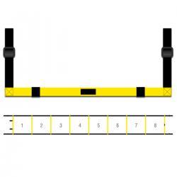 Imagem do produto Escada coordenação - 8 espaços