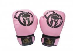 Imagem do produto Luva Boxe Trai Fighter Fit - Rosa -