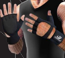 Imagem do produto Luva Musculação com Suporte para Punho -