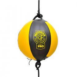 Imagem do produto Teto Solo Couro Preto e Amarelo